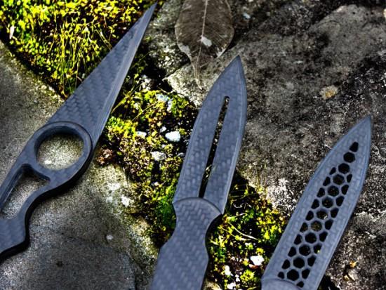 不懂就问:碳纤维可以用来制作刀具?