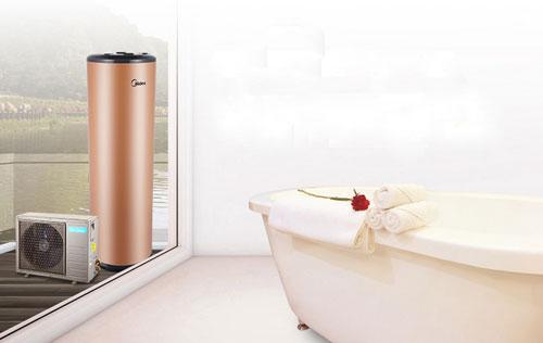 美的空气能热水器:贴心服务与极致体验受肯定