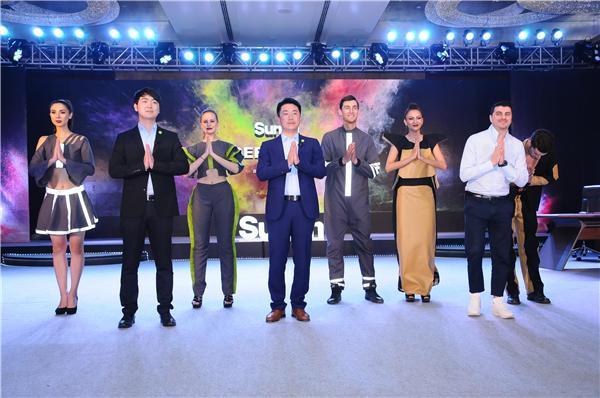 圣奥办公家具首次海外新品发布会在印度隆重启幕