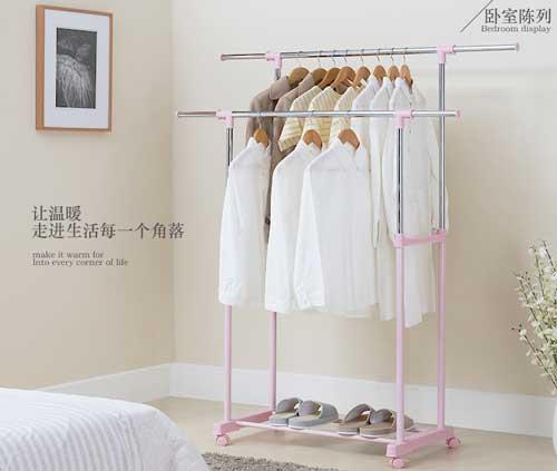 紧随时尚步伐 晾衣架厂家获取更多商机