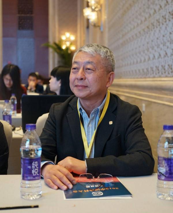 中国涂料工业协会阎永江秘书长