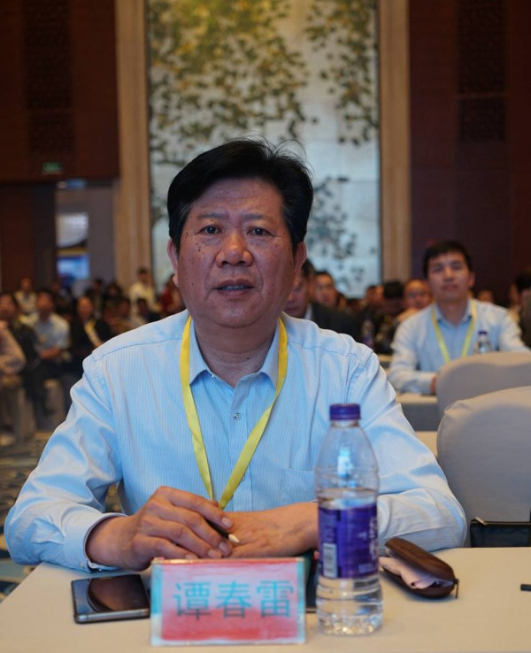 中国涂料工业协会谭春雷副秘书长