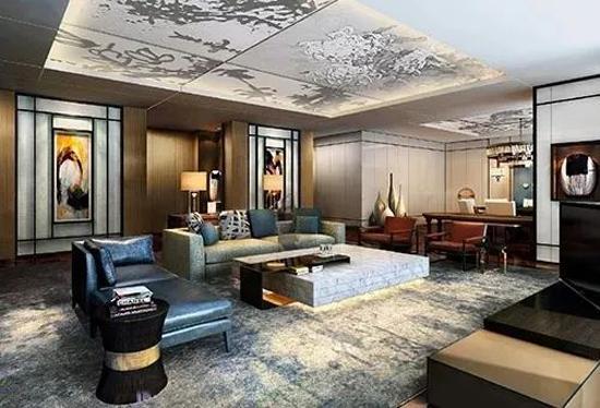 邦奇智能照明_邦奇智能照明控制系统应用于钱江世纪城丽笙酒店