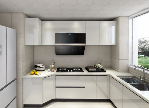 3个实用技巧,12个欧派案例,小厨房就该这么装